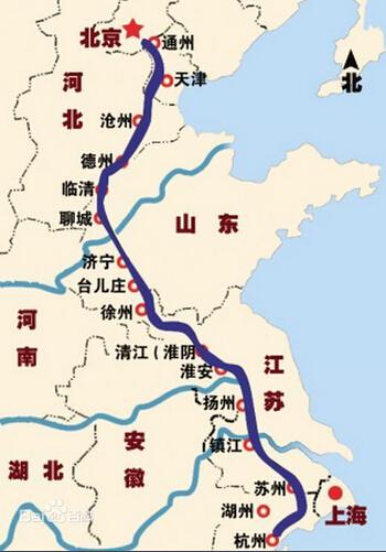 京杭大运河骑行攻略(2)