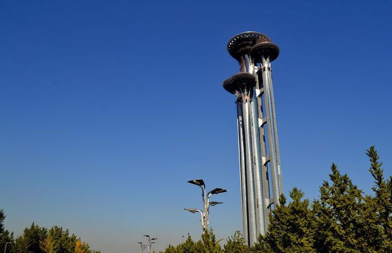 北京奥运观光塔在哪里