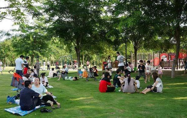 东莞植物园 全家周末郊游首选