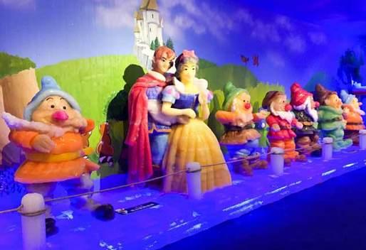 杭州野生动物园春游童话节时间:2015年3月15日至6月15日   杭州