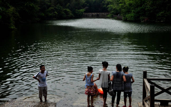 石塘竹海 周末休闲一日游!