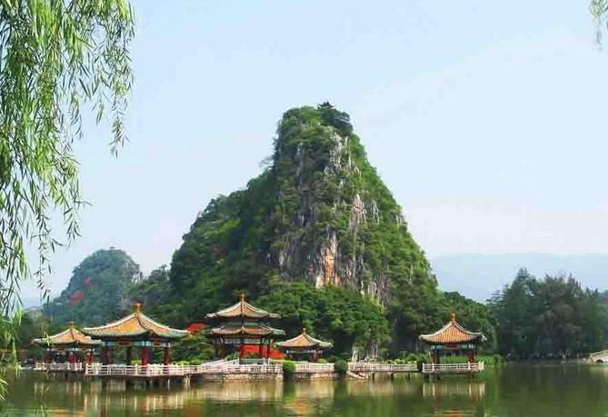肇庆有什么旅游景点_肇庆有什么好玩的地方  天然氧吧—鼎湖山风景区
