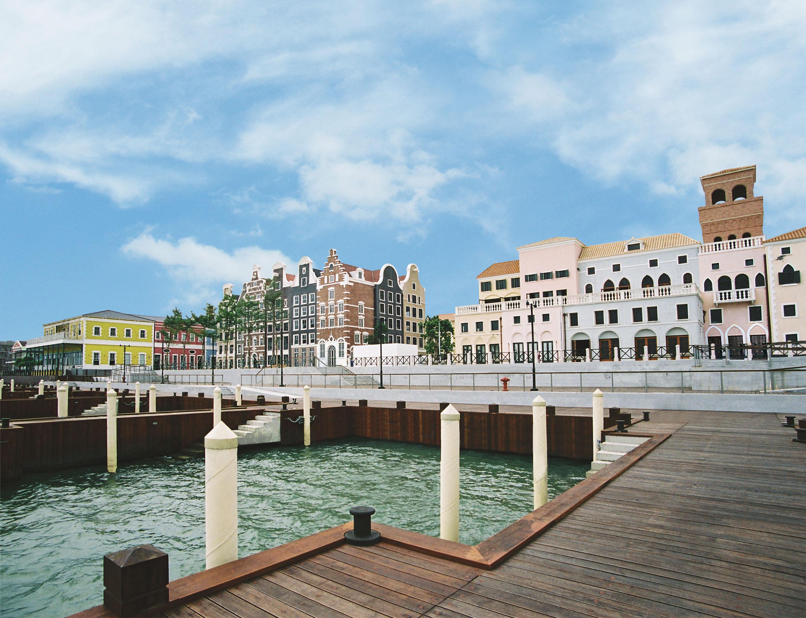 澳门渔人码头_澳门一日游,我想去渔人码头,路环圣方济各圣堂,管也街